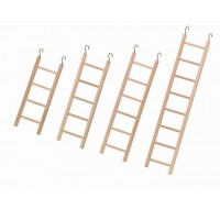 Ladder made of wood