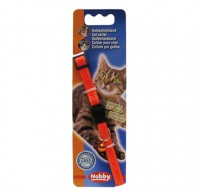 Cat Collar Neon orange