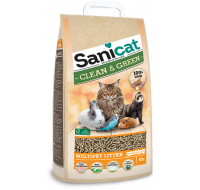 Sanicat Clean & Green Wood