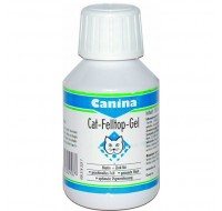 Canina Cat-Felltop-Gel