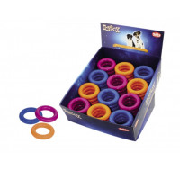 Rubber toy ring