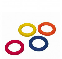 Foam rubber ring