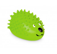 Solid rubber hedgehog