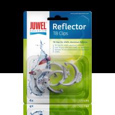 Juwel Plastic Reflector Clips T8