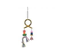 Toy acrylic loop