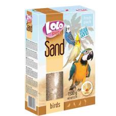 Sand for Birds Shell
