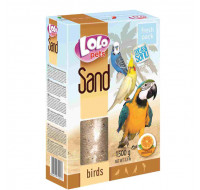 Sand for Birds Orange