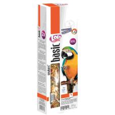 Moulting Parrots XXL