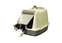 Туалеты и наполнители <br />для кошек