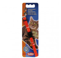 Nobby Cat Collar Neon orange