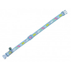 Nobby Cat collars light blue