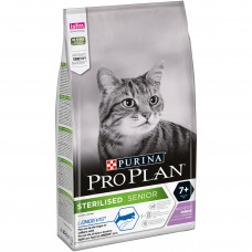 Purina Pro Plan Sterilised 7+ turkey