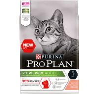 Purina Pro Plan Sterilised Salmon
