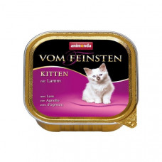 Animonda Vom Feinsten Kitten mit Lamm for kittens meat cocktail