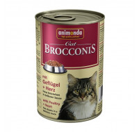 Brocconis Cat Poultry and Heart