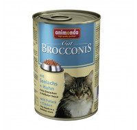 Brocconis Cat saida chicken