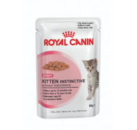 Kitten Instinctive gravy Royal Canin