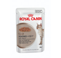 Ageing +12 gravy Royal Canin