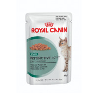 Instinctive +7 gravy Royal Canin