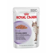 Sterilised gravy Royal Canin