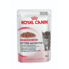 Kitten Instinctive jelly Royal Canin