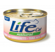 LifeCat tuna with shrimps 85g