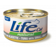 LifeCat tuna with small anchovies 85g