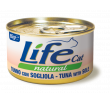 LifeCat tuna with sole 85g