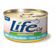 LifeCat tuna with squid 85g