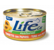 LifeCat tuna with papaya 85g