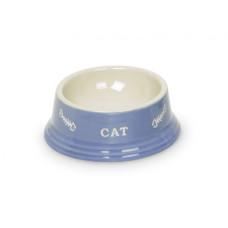 Cat double bowl blues