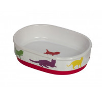 Cat bowl Fun oval