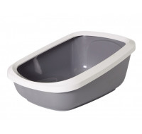 Toilet for cats Jumbo grey