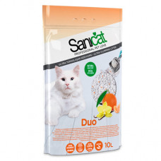 Sanicat Duo white 10L