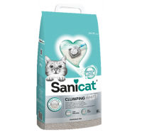Sanicat Clumping white