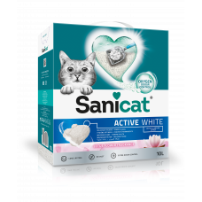 Sanicat Active white lotus