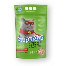 Super cat filler with aromatic