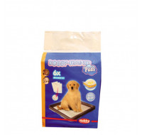 Пеленки для собак Doggy Trainer Pads 62x48см 6шт