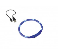 Nobby dog LED Lichtschlauch blue