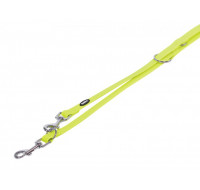Nobby dog Leash Cover neon Yellow