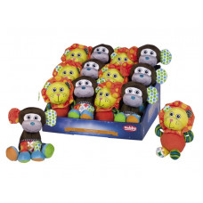 Toy lion monkey