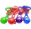 Kong Squeezz Ball With Rope L