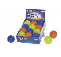 Balls with spikes