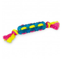 TPR toy with rope