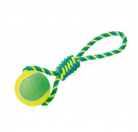 Rope with tennis ball