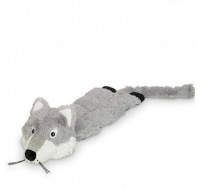Plush raccoon Squeaker