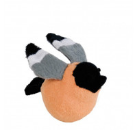 Plush Rattle vogel