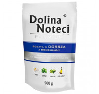 DOLINA NOTECI PREMIUM WITH COD AND BROCCIL spider