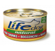 LifeDog beef chunks 90g