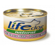 LifeDog fillets beef and chicken 90g